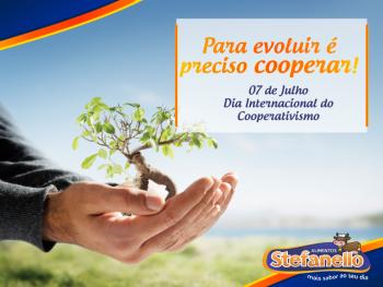 Dia Internacional do Cooperativismo: juntos fazemos a diferença!
