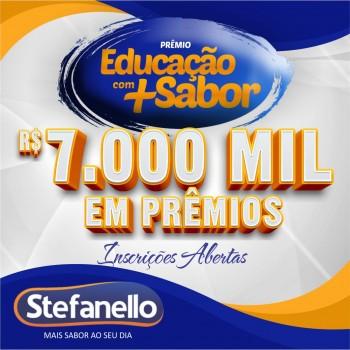 Laticínio Stefanello lança II Edição do Prêmio Educação com Mais Sabor