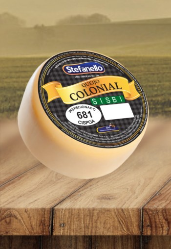 Queijo Colonial Premium