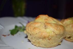 Muffinfit de Queijo Minas Frescal