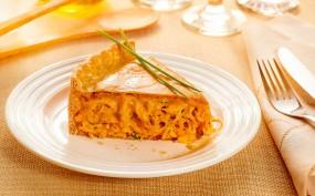 Torta de Frango de Requeijão